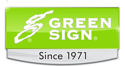 Green Sign Company Online Store
